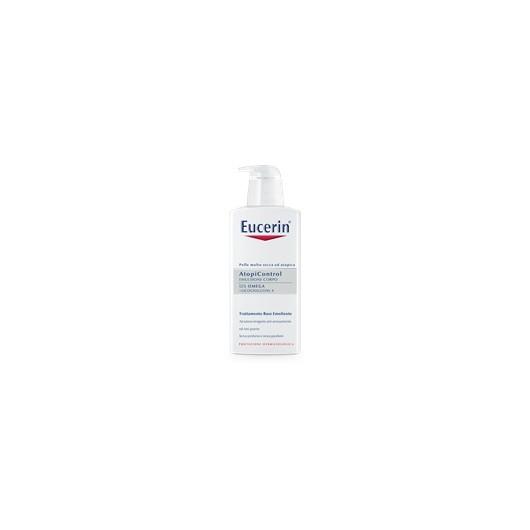 Eucerin atopic olio detergente