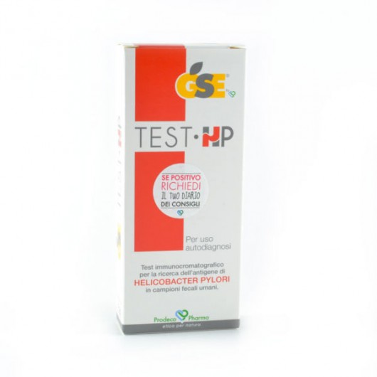 TEST HP HELICOBACTER PYLORI